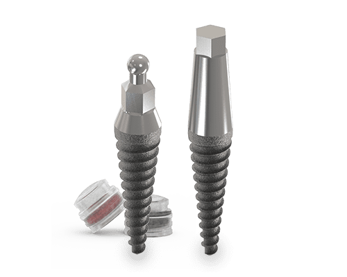 Dental Implants – OsteoCare Dental Implant System